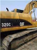 Caterpillar 320 C, 2011, Crawler Excavators