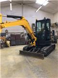 New Holland kobelco E50, 2012, Mini excavators < 7t (Mini diggers)
