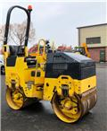 Bomag BW 80 ADH-2, 2006, Twin drum rollers
