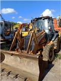 CASE 580 SM, 2008, Mga Backhoe loader