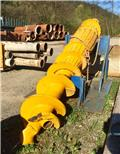 Bauer FDP ø 620mm Bohrwerkzeug / Drilling Equipment, 2010, Drilling equipment accessories and spare parts