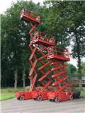 SOLD! Hoogwerker 12.5m liftlux SL105-10, 2003, รถกระเช้าขากรรไกร