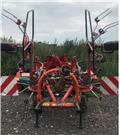 Fella Rotor Tedder, 2007, Rastrilladoras y rastrilladoras giratorias