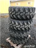 Dunlop SP 405/70-18, Däck, hjul och fälgar