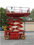 TKD MEC 133-17, 2001, Scissor Lifts