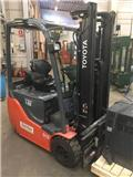 Toyota FBEKT18, 2013, Electric forklift trucks