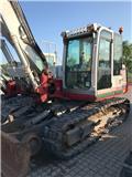 Takeuchi TB1140, 2009, Crawler excavator
