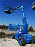 Haulotte HA 12 PX, 2005, Elevadores braços articulados