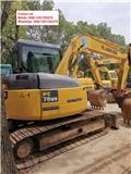 Komatsu PC78US, 2016, Excavadoras 7t - 12t