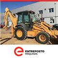 CASE 580 SR, 2008, Mga Backhoe loader