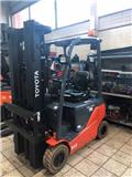 Toyota 8 FB MT 15, 2014, Electric forklift trucks