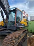 Volvo EC 380, 2018, Crawler excavators