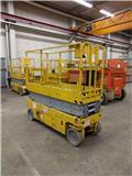 Genie GS 2032, 2006, Scissor lifts