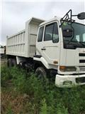 Nissan CWB459, Site dumpers