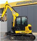 JCB 85Z-1, 2016, Midi excavators  7t - 12t