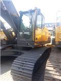 Volvo EC 380 D L, 2012, Crawler excavators
