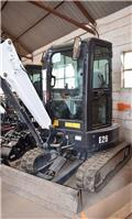 Bobcat E 26, 2015, Mini excavators < 7t (Mini diggers)
