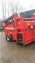 Trioliet voerwagen UKW 5000, 2011, Animal feeders