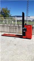 Linde T20 SF, Transpaletas Eléctricas con plataforma, Almacenaje