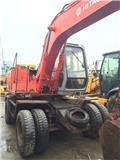 Hitachi EX 100 W D, 2012, Wheeled Excavators