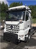 Mercedes-Benz Arocs, 2021, Horgos rakodó teherautók