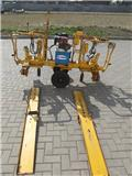 Hydraulic rail lifter GEISMAR CEMAFER LRM Road Rai, Mantenimiento de vías férreas