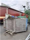 Tupla-Jussi 3,3m+Kasetti, Crop processing and storage units/machines - Others