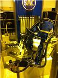 SAC RDS, 2013, Milking equipment