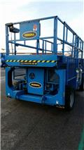 Genie GS 3390 RT, 2009, Sakselifter