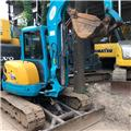 Kubota KX155, Mini excavators < 7t (Mini diggers)