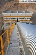 Constmach 160m3/h BEST PRICES FIXED CONCRETE BATCHING PLANT, 2020, Betono gamybos agregatai