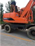 Doosan DH 150 W-7, 2011, Wheeled excavators