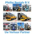Verhuur Machines, Articulated boom lifts