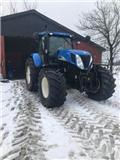 New Holland T 7030, 2011, Traktori
