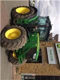 John Deere 6190 R, 2014, Traktori