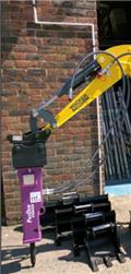 Prodem PRB008 Hydraulic Hammer, Anders