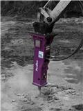 Prodem PRB010 Hydraulic Hammer, Anders