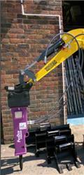 Prodem PRB008 Hydraulic Hammer, Otra maquinaria agrícola