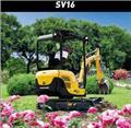 Yanmar SV 16, Andere Landmaschinen