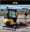 Yanmar SV 18, Andere Landmaschinen