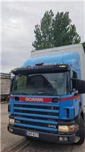 Scania P 114 LB, 2002, Box trucks