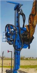 Krupp Bohrlafette Excavator Drilling Rig Drill Mast DM30, 2017, Perfuradoras de superfície