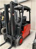 Linde E18PH, 2011, Electric Forklifts