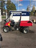 Kawasaki Mule 550, 1998, Box body