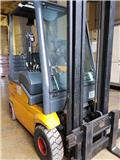 Fiat OM EU 15, 1993, Electric Forklifts