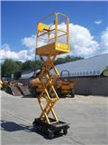 Youngman BOSS X3, 2010, Scissor Lifts
