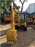 Komatsu PC 55 MR-2, 2014, Mini Excavators <7t (Mini Diggers)