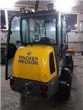 Wacker Neuson WL25, 2018, Wheel loaders