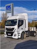 Iveco AT440S46T/P HR EVO aut int E6, 2017, Cabezas tractoras
