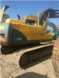 Volvo EC 210 B LC, Excavadoras sobre orugas
